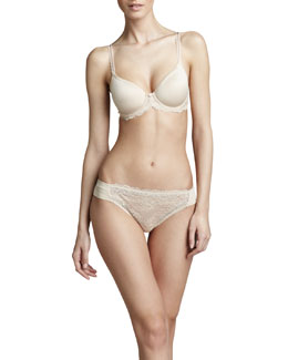 Wacoal Seduction Contour Bra & Bikini Briefs