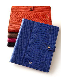 "Graphic Image Inc ""Python"" iPad Case"
