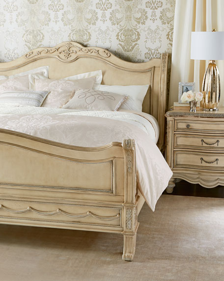 Clairee King Sleigh Bed