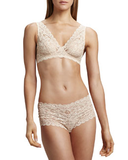 Hanro Luxury Moments Soft Bra & Boyshorts
