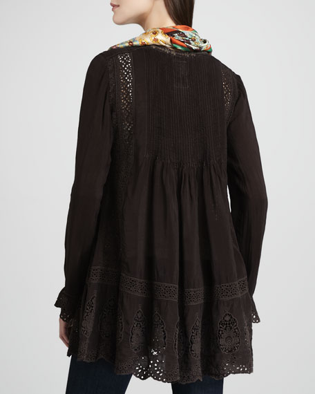 Dominica Lace Tunic, Women's