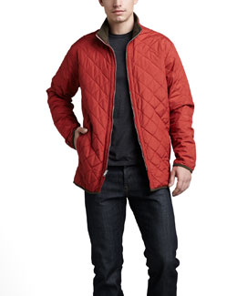 Peter Millar Chesapeake Quilted Jacket
