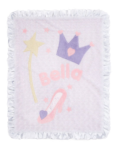 Boogie Baby Crown Blanket