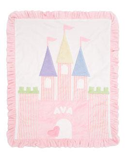 Boogie Baby Fairy Tale Castle Blanket