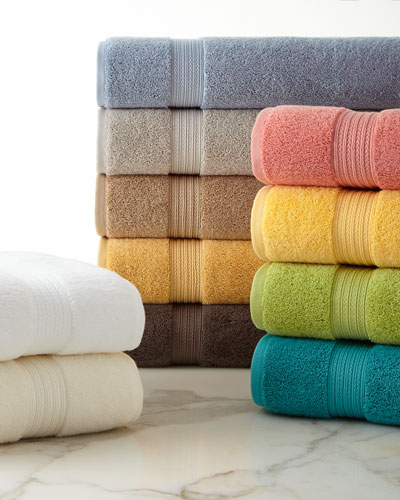 Kassatex Six-Piece Essentials Towel Set