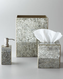 "Waylande Gregory ""Mosaic Metallic"" Vanity Accessories"