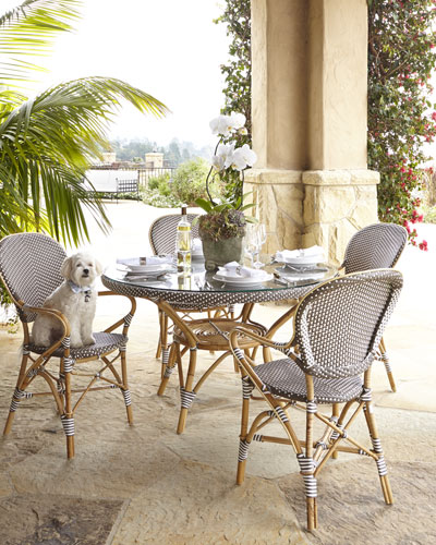 """""""Danielle"""" & """"Isabell"""" Outdoor Dining Furniture"""