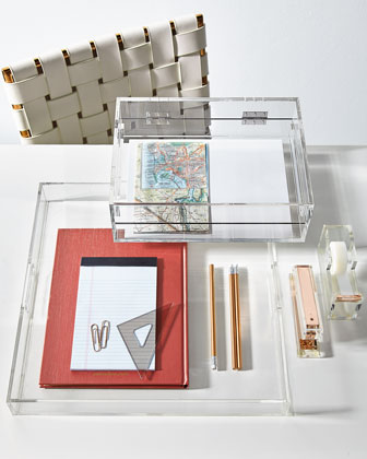 Lucite & Acrylic Collection