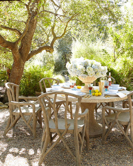 Artemis Outdoor Table