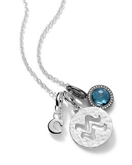 Ippolita Sterling Silver Assorted Charm Jewelry