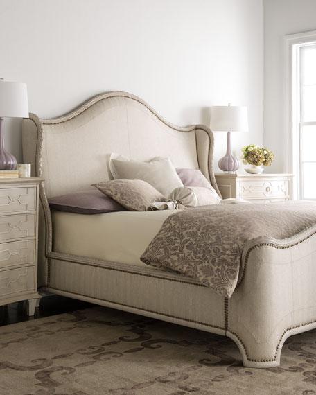 Neimanmarcus Laine King Bed