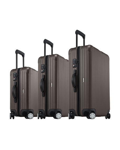 """Salsa Matte Bronze 26"""" Multiwheel Luggage"""