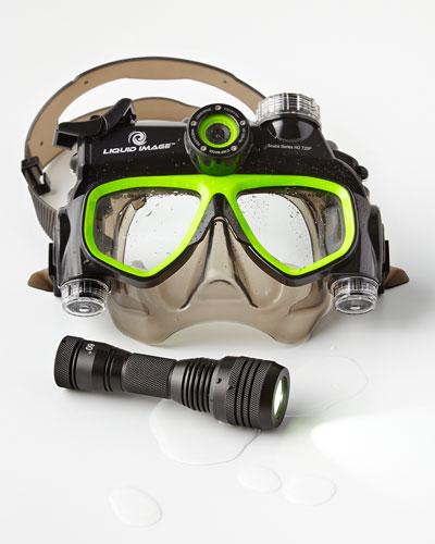 Dive Light & Snorkel Camera