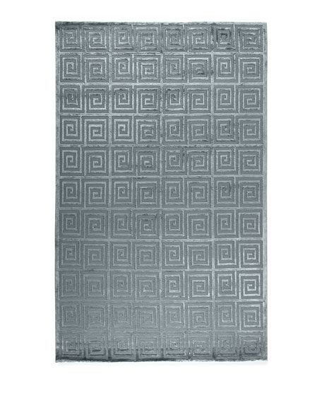 Diona Greek Key Rug, 12' x 15'