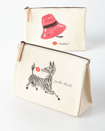 Personalized Cosmetics Bags