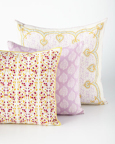 English Garden Pillows