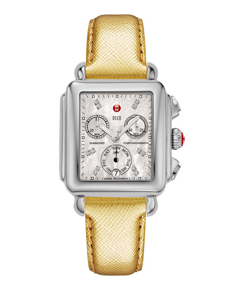 Womens Watches, Diamond & Gold Timepieces | MICHELE®