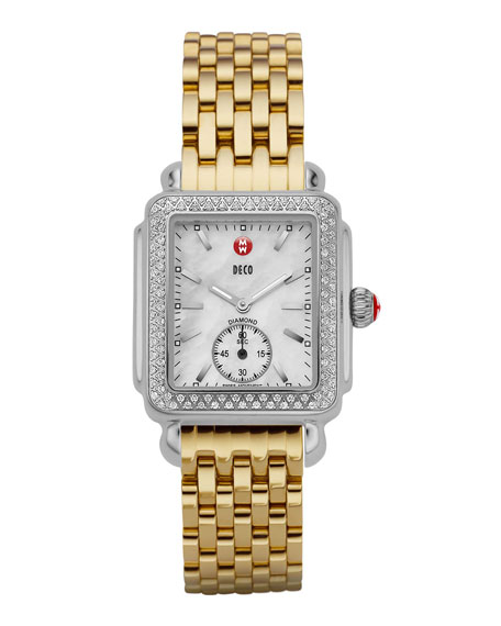 Deco 16 Bracelet, Gold