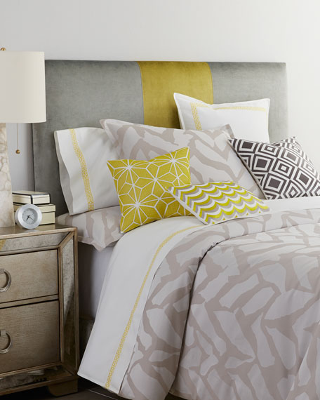Trina Turk Giraffe King 3-Piece Comforter Set