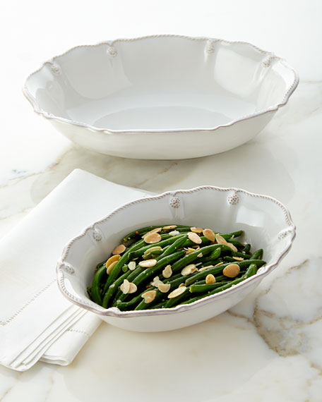 """Berry & Thread 12"""" Oval Serving Bowl"""