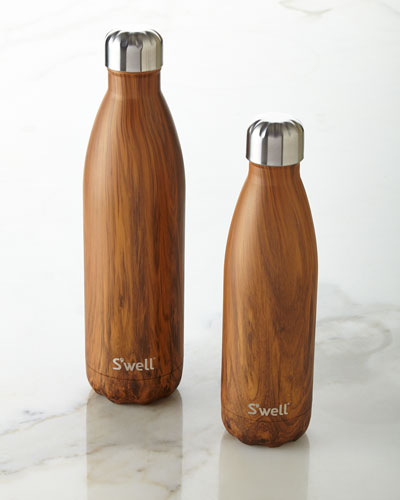 Teakwood Reusable Bottle