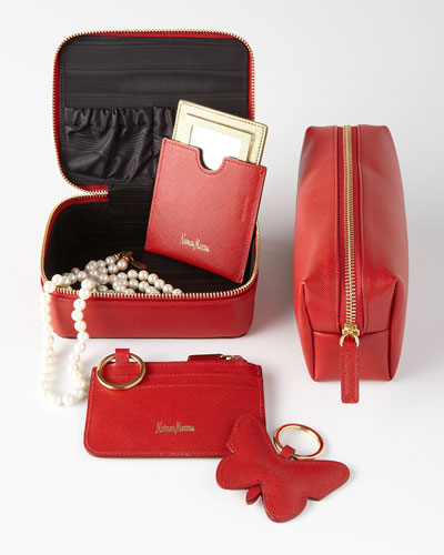 Red Travel Accessories