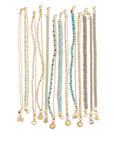 Astley Clarke Cosmos Nugget Bracelet
