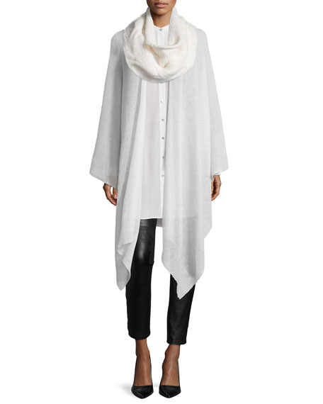 Eileen Fisher Fisher Project Airy Cardigan Wrap