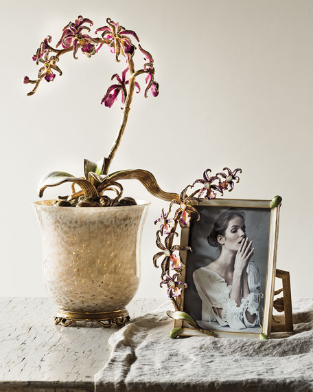 """Orchid 5"""" x 7"""" Picture Frame"""