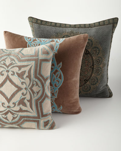 Decorative Pillows : Lumbar & Heart at Neiman Marcus