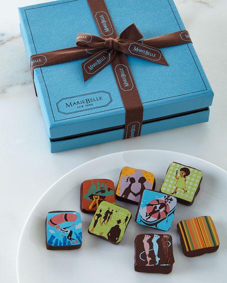 MarieBelle 16-Piece Caramel Collection