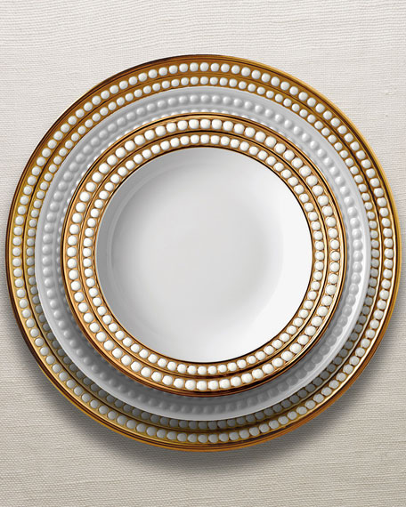 Perlee Gold Charger Plate