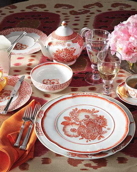 Coralina Charger Plates, Set of 4