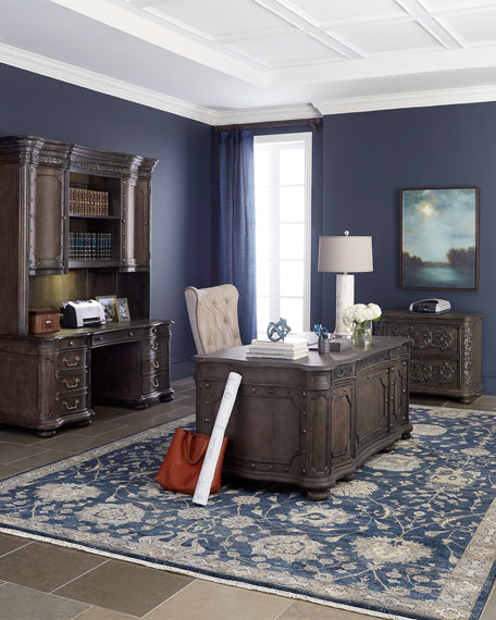 Hooker Furniture Matilda Executive Desk