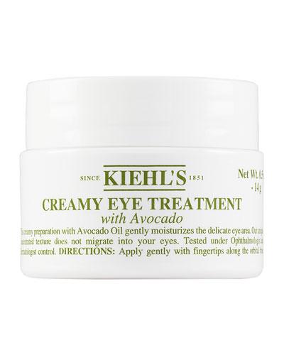 Creamy Eye Treatment with Avocado NM Beauty Award Finalist 2014
