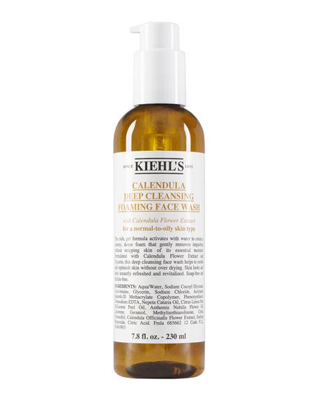 Kiehl's Since 1851 Calendula Deep Cleansing Foaming Face Wash, 7.8 oz