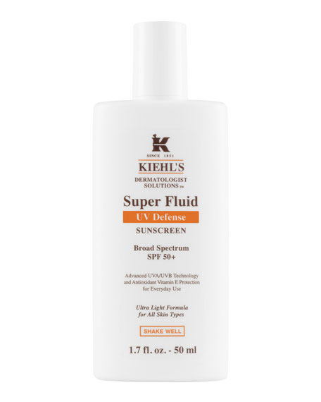 Super Fluid UV Defense Ultra Light Sunscreen SPF 50+, 1.7 oz.