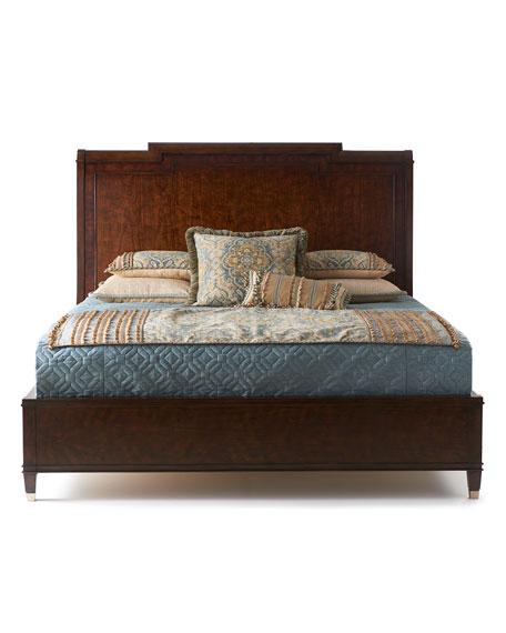 Savannah King Sleigh Bed