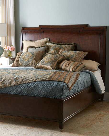 Savannah King Sleigh Bed