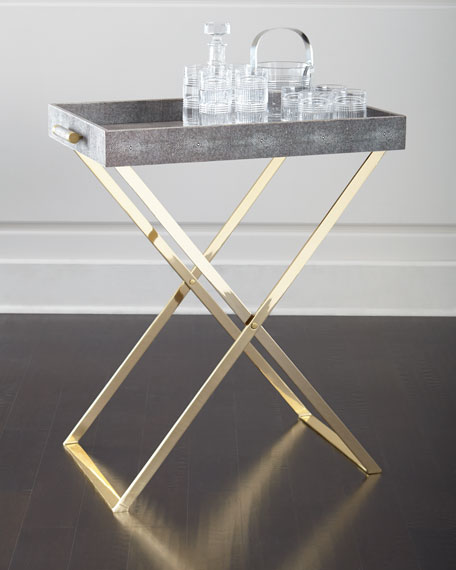 Butler Tray Stand