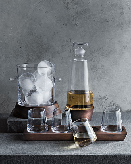 Simon Pearce Ludlow Cordial Glass Set