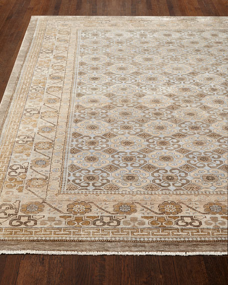 Torin Light Rug, 6' x 9'