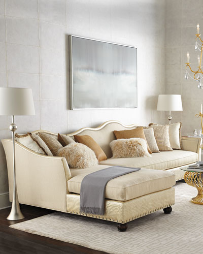 Regina Chaise Sectional