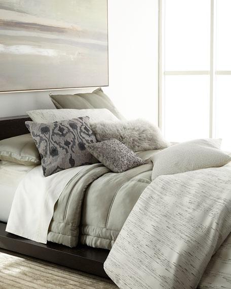 Donna Karan Home King Exhale Duvet Cover