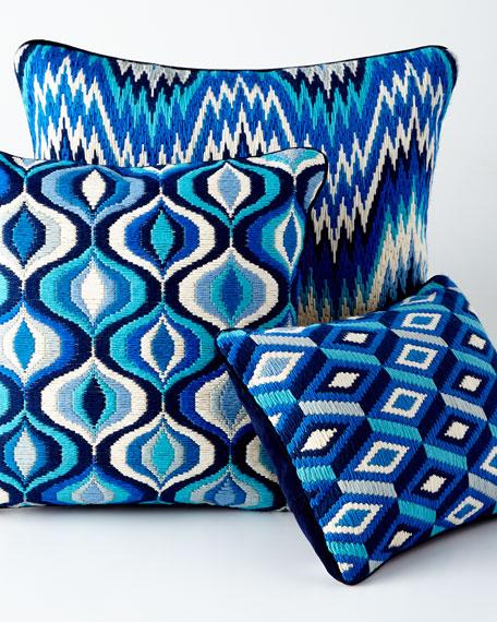 Jonathan Adler Bargello Worth Pillow