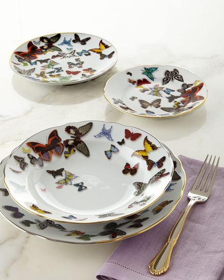 Butterfly Parade Dinner Plate