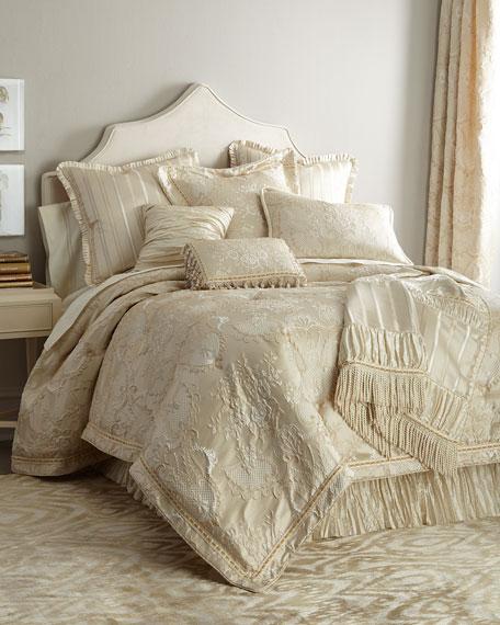 Austin Horn Collection King Charlotte Comforter