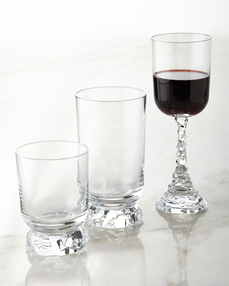 Rock Wine Glass