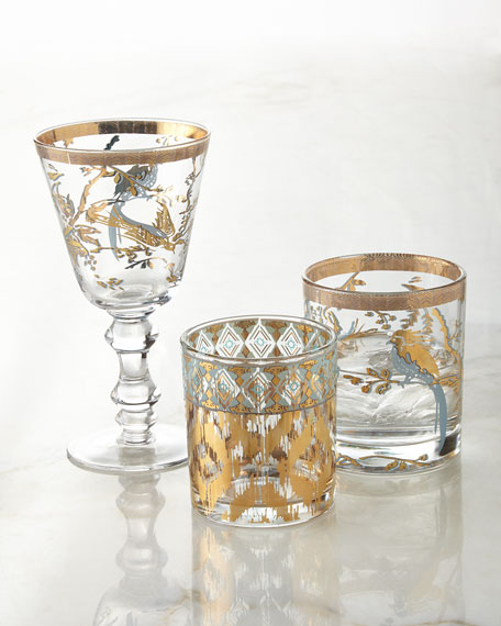Patina Vie Chanteuse Goblets, Set of 4