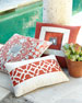 St. Bart's Bounty Outdoor Pillow